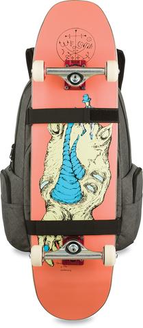 Картинка рюкзак для скейтборда Dakine Atlas 25L Black