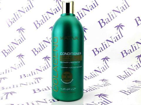 Kativa COLLAGENO Кондиционер для волос коллагеновый, 500 мл