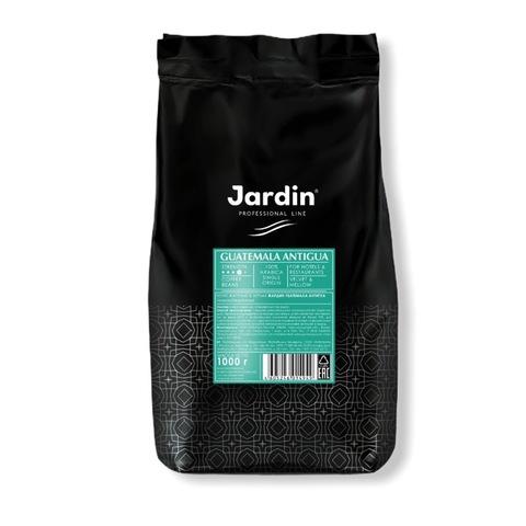 ЖАРДИН Гватемала Антигуа кофе в зернах, 1000г