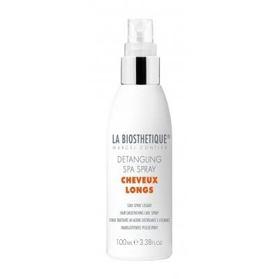 La Biosthetique Cheveux Longs: SPA-спрей для придания гладкости длинным волосам (Detangling SPA Spray), 100мл