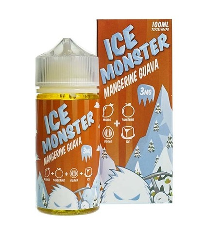 Ice Monster Ice Monster: Жидкость Mangerine Guava, 100 мл