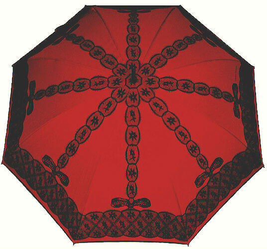 Зонт-трость Chantal Thomass 404-r Bretelle
