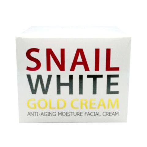 Крем улиточный Snail White Gold (Royal Thai Herb) 50 мл