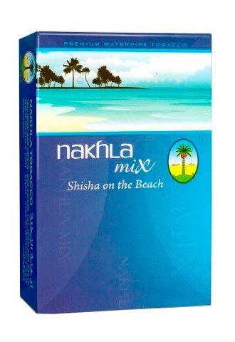 Табак для кальяна Nakhla Mix Shisha on the Beach 50 гр.