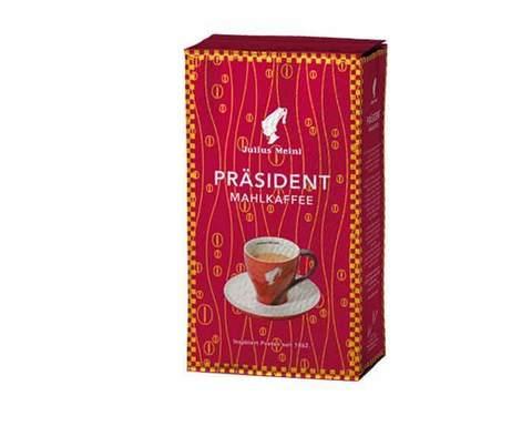 Кофе молотый Julius Meinl President, 500 г