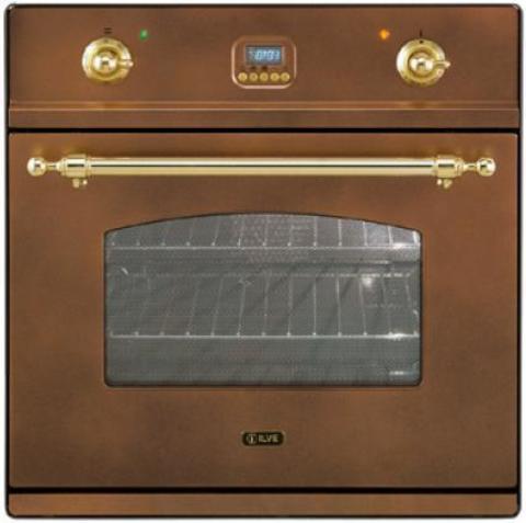 Духовой шкаф ILVE 600CPY/RMY