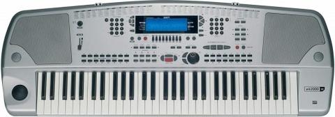 Синтезаторы и рабочие станции GEM WK 2000 SE