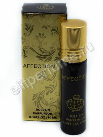 Affection 10 мл арабские масляные духи от Фрагранс Ворлд Fragrance world
