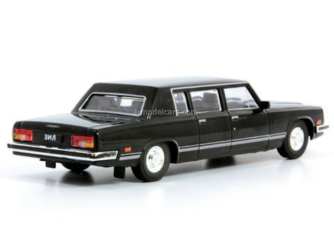 ZIL-41045 black 1:43 DeAgostini Auto Legends USSR #135