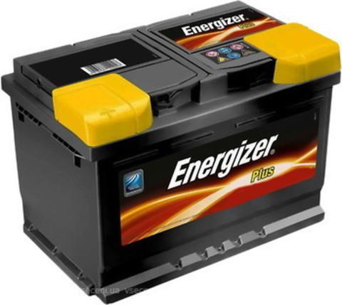 Energizer Plus 60 Ah (EP60L2X, 560127054)