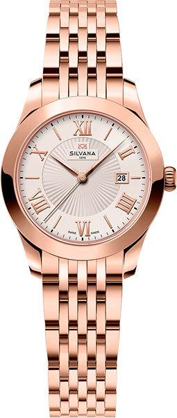 Часы женские Silvana SR28QRR14R Lady LeMarbre