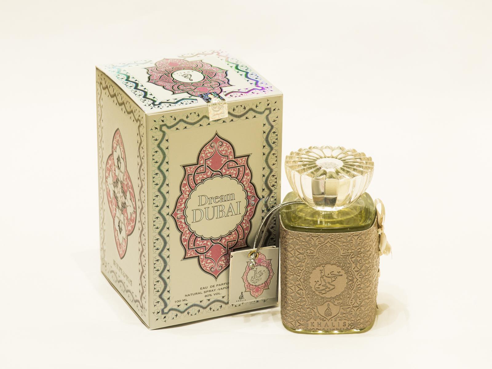 Пробник Dream Dubai / Мечта Дубай (бывшая Дарси Darcy) 1 мл спрей от Халис Khalis Perfumes