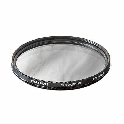 Эффектный фильтр Fujimi Rotate Star 4 на 58mm (4 луча)