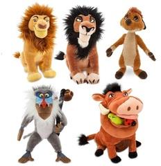 Король Лев мягкие игрушки
