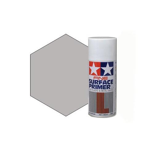 Грунты Tamiya Surface Primer Light Gray, Грунт в аэрозоли Светло-Серый, 180 мл 87044___11111.jpg