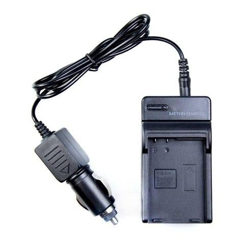 Зарядное устройство сетевое + автомобильное для EN-EL14  EN-EL14A / D3100  D3200  D3300  D5100  D5200  D5300  P7000  P7100  P7700  P7800  DF.