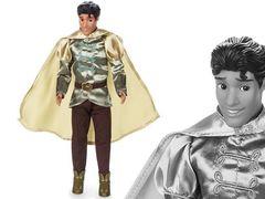 Кукла принц Навин Дисней