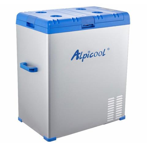 Компрессорный автохолодильник Alpicool A75 (75 л, 12/24/220)