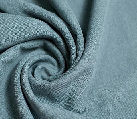 Ткань рогожка Джейн серый