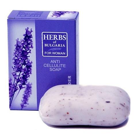 Антицеллюлитное мыло для женщин Lavender