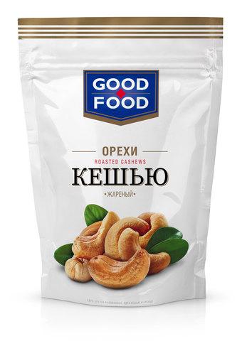 GOOD FOOD Кешью жареный 130 г