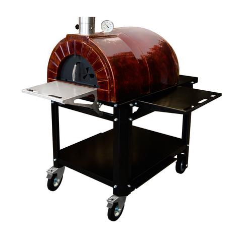 Печь для пиццы Amphora Ready на колесиках