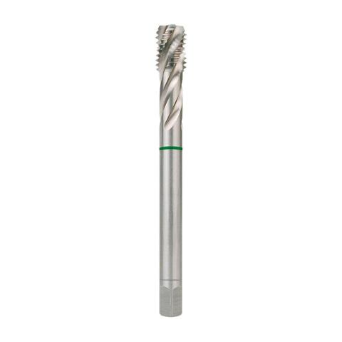 Метчик М18х2,5 (Машинный, спиральный) DIN376 ISO2(6h) C/2,5P HSSE-Co5 L125мм Ruko 233180E