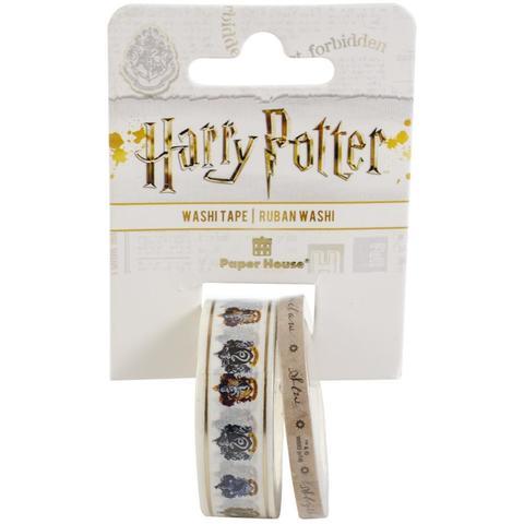 Набор скотчей- Washi Tape Harry Potter - House Crests -2шт