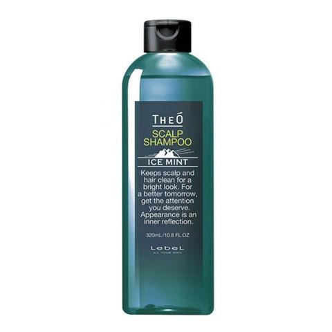 Lebel TheO Scalp Shampoo Ice Mint - Шампунь для мужчин