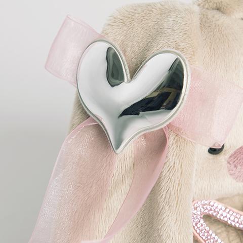 Зайка Ми с сумочкой и сердечком