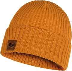 Вязаная шапка Buff Hat Knitted Rutger Ocher