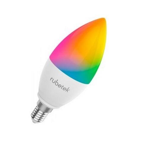 Умная Wi-Fi лампа Rubetek RL-3104 (цоколь Е14)