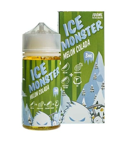 Ice Monster Ice Monster: Жидкость Melon Colada, 100 мл