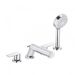 Смеситель на борт ванны Kludi Pure&Style 404250575 фото