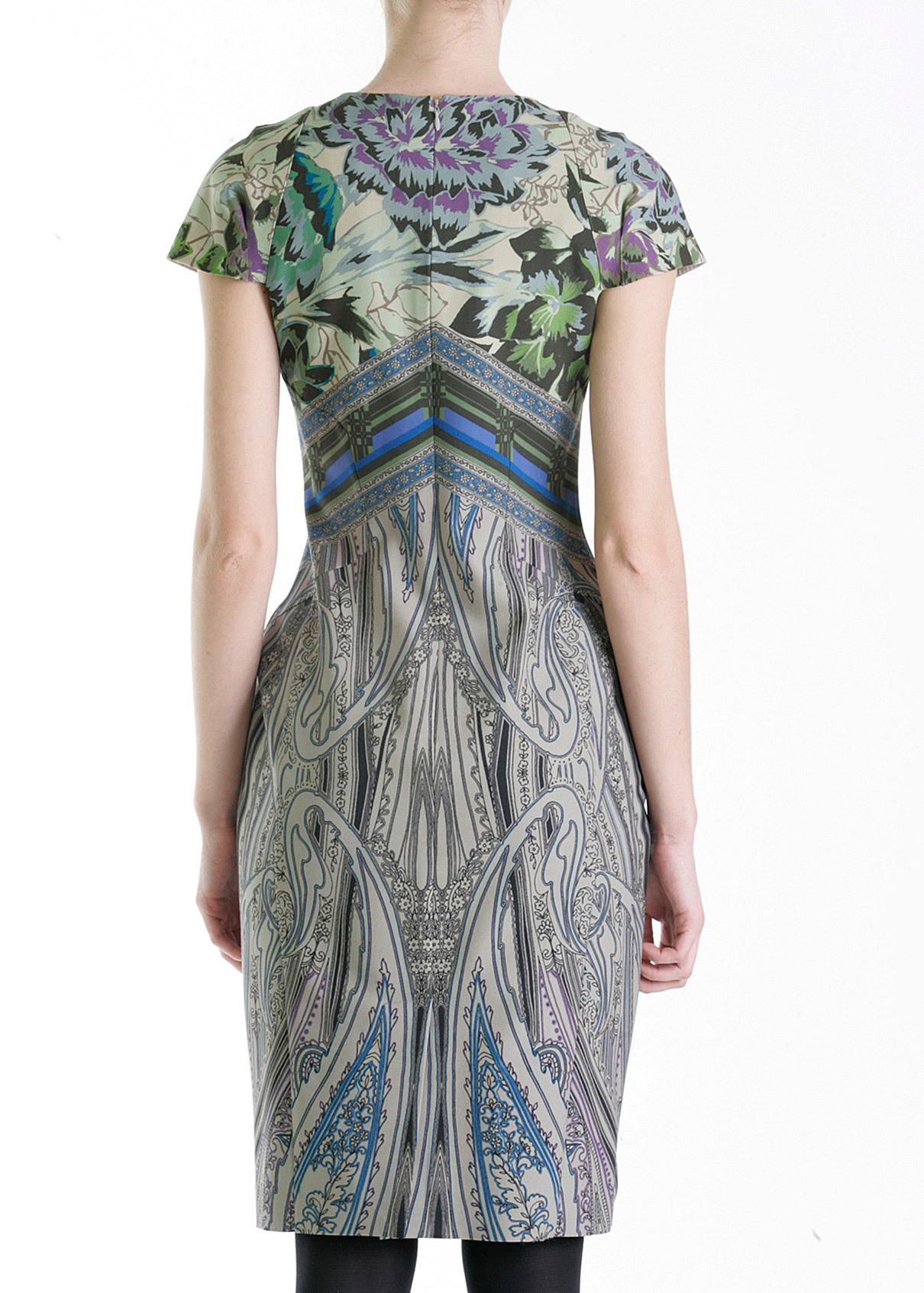 Платье из шерсти ETRO