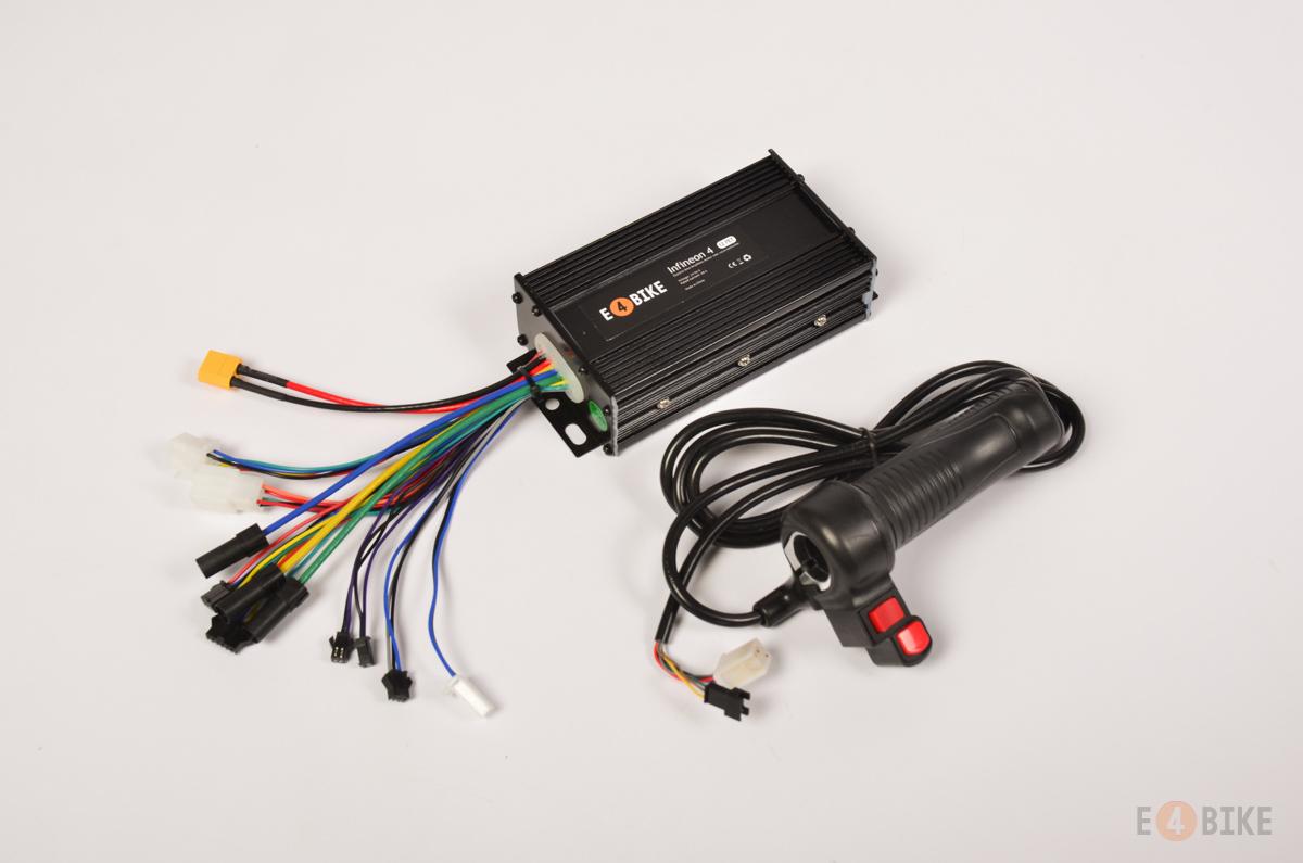 Синусный контроллер Infineon 4 (12-FET)