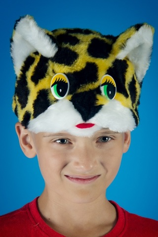 Карнавальная шапочка Кот