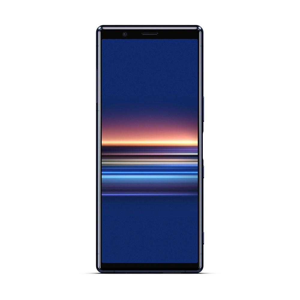 Смартфон Xperia 5 синий купить в Sony Centre Воронеж