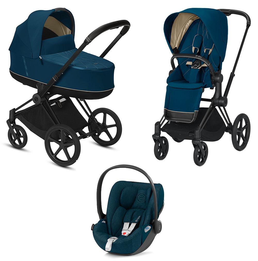 Cybex Priam 3 в 1 Детская коляска Cybex Priam III 3 в 1 Mountain Blue Matt Black cybex-priam-iii-3-in-1-2020-mountain-blue-matt-black.jpg