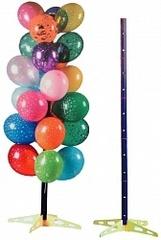 Стойка витринная для шаров, сборно-разборная 1,5м