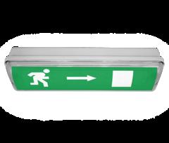 Светодиодный аварийный настенный светильник SL-223-30LED 1.8 исп.1 постоянного действия