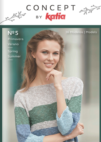 Журнал CONCEPT #5 Katia