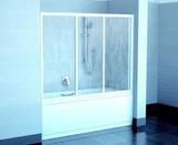 Шторка на ванну Ravak AVDP3-170 стекло