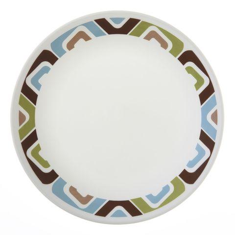 Тарелка закусочная 22 см Squared, артикул 1074231, производитель - Corelle