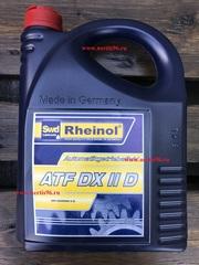 Масло трансмииссионное SWD Rheinol  ATF Dexron II D (4л)
