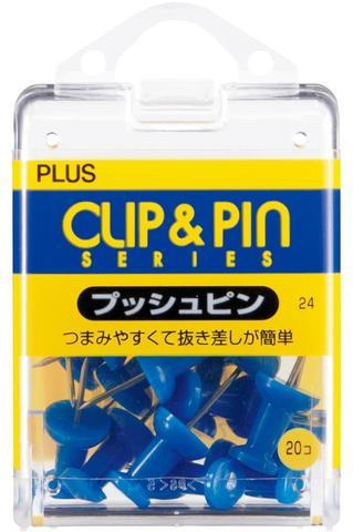 Кнопки силовые Plus Clip & Pin CP-104P