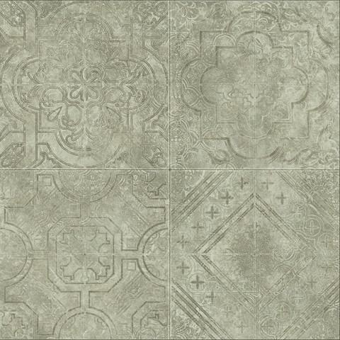 Керамогранит Studio Mix Green 410х410