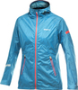 Куртка Craft Active Run Hybrid женская голубая