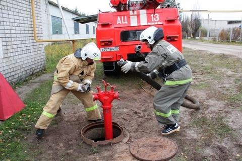 Гидранты пожарные подземные