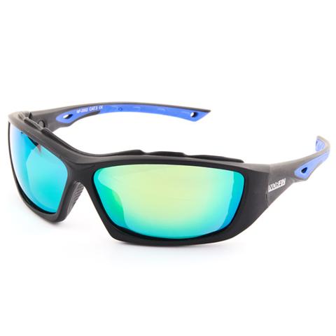 Очки поляризационные Norfin линзы зелёные REVO 02